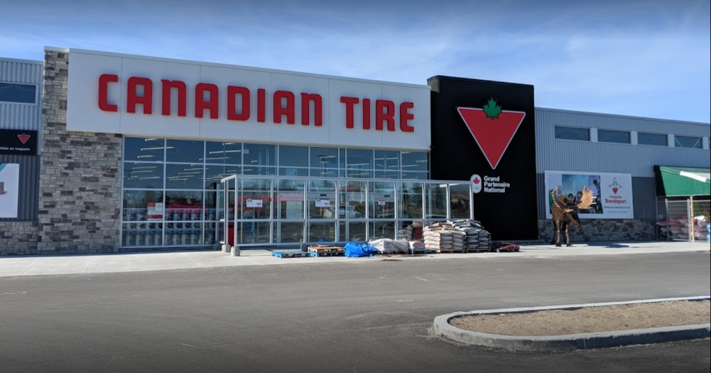 Canadian Tire - Amos