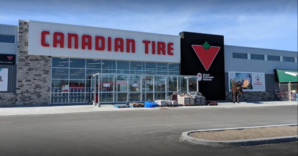 Canadian Tire - Amos