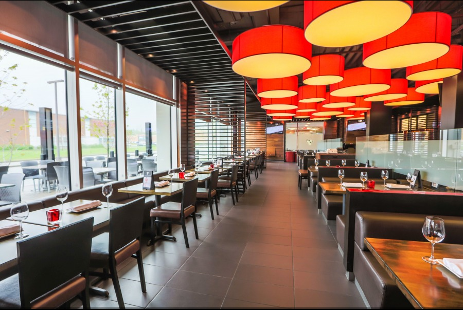 Restaurant Houston - Québec - Ottawa